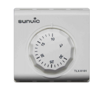 Sunvic Electromechanical Room Thermostat